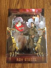 MATTYCOLLECTOR GHOSTBUSTERS RAY STANTZ GLOW IN THE DARK GHOST LOGO MOC FIGURE