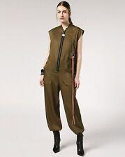 Jumpsuit Military Olive Italian brand Diesel J-Thia Tuta size S