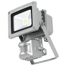PIR SMD LED 10w Outdoor Security Garden Motion Detecter Floodlight Light 100w