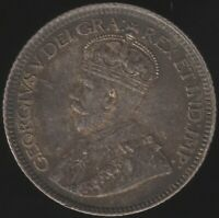 1919 Canada George V Silver 10 Cents | World Coins | Pennies2Pounds
