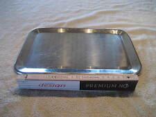 Edelstahl Verkaufsschale Gastro Tablett ca 30,5 x 21 x 1 cm Servierplatte 89