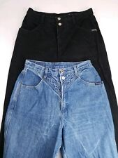 Rockies Mountain Western High Waist Ranch Mom Jeans 30x33 Lot Of 2