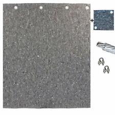Pfeilfangmatte - Maximum Safe - 5m x 2m inkl. Zubehör & GRATIS-Backstop