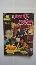 PETIT FORMAT BD JOHNNY SPEED N°23 DE 1967  !