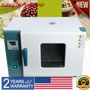 Lab Industrial Digital Forced Air Convection Drying Oven 1.5 Cu Ft 1000W