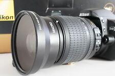 67mm Wide Angle Macro Lens for Nikorr 18-105mm VR AF-S DX  D7100 7000 5300 3300