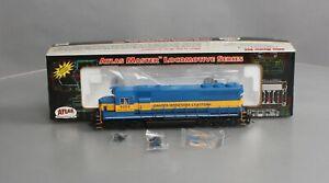 Atlas 9742 HO Dakota Minnesota & Eastern GP-40 Low Nose Locomotive w/DCC LN/Box