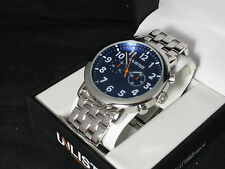 Kenneth Cole Unlisted Mens  Stainless Steel Watch UL6683 Special Edition