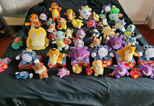 More details for big pokemon plush collection - collect in person only