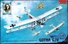 Gotha G. IV-WW I BOMBER pesanti (tedesco MKGS) 1/72 Roden
