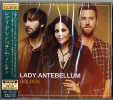 LADY ANTEBELLUM-GOLDEN-JAPAN CD BONUS TRACK E75