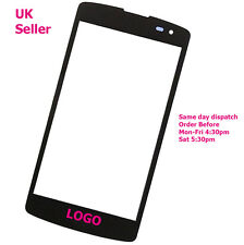 LG L Fino F60 D392 D290 D290N Front Outer Glass Touch Screen Lens Black + tools