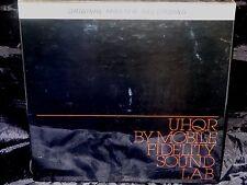 Earl Klugh Finger Paintings Sealed 1981 UHQR MFSL 200 Gram Numbered Box LP