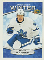 2018-19 Upper Deck WINTER #W-11 MITCH MARNER Toronto Maple Leafs UNSCRATCHED