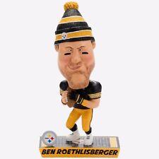 Caricature Ben Roethlisberger Pittsburgh Steelers Football Bobblehead Bobble NEW