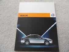 2006 Volvo S40 Sales Brochure