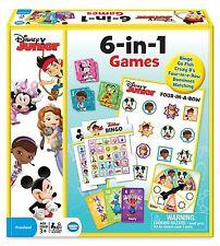 Disney Junior - 6 in 1 Classic Games