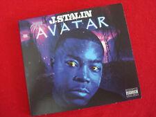 J-Stalin: Avatar (NEW-Opened CD) Shady Nate, Balance, June Onna Beat, Bay Area
