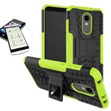 HYBRID COQUE PROTECTRICE extérieur 2 pièces Vert pour Xiaomi Redmi 5 + H9 verre