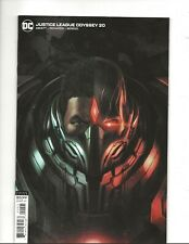 Justice League Odyssey #20 Skan Variant Cover (Vf/Nm) condition