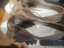 womens FITFLOPS OXFORD CANVAS TIMBER WOLF SIZE 4