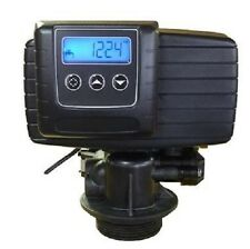 Fleck 5600 SXT metered water softener control valve with Free Bypass