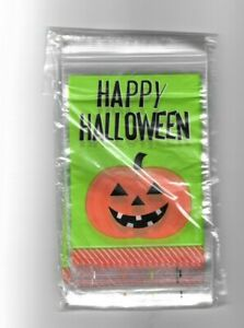 Halloween Party Supplies Plates Cups Napkins Decor New Favors Tattoos Tape Door
