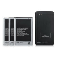 New 3x3100mAh  Battery+Charger For Samsung Galaxy Note 2 II N7100 I605 T889