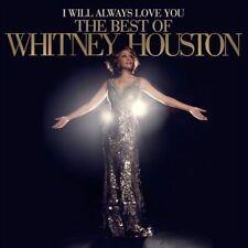 I Will Always Love You: The Best of Whitney Houston by Whitney Houston (CD, Nov-2012, 2 Discs, Arista)