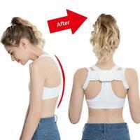 Posture Corrector Correction Humpback Straightener Orthotics Back Brace Belt Adu