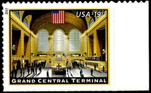 US Scott # 4739 Express Mail Single Stamp MNH, Grand Central Terminal