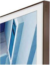 "New listing Samsung 2019 43"" The Frame Tv Customizable Bezel Brown Vg-Scfn43Dp/Za"