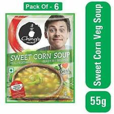New Sweet Corn Soup 55g Pack of 6 free shipping @US