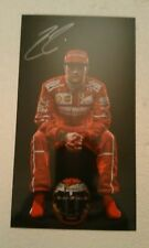 Cartolina/Postcard Pilota Räikkönen 2017 - Ferrari - F1