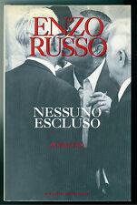 RUSSO ENZO NESSUNO ESCLUSO MONDADORI 1995 OMNIBUS PRIMA EDIZIONE GIALLI