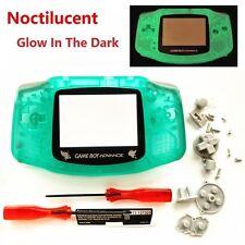 Crystal Green Night Light Pokemon Celebi Housing Shell for Game boy Advance
