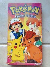 Pokémon Fashion Victims VHS store#5624
