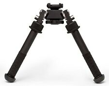 "Tripod Rifle Bipod 4.75""- 9"" Foldable w/Picatinny Rail Lever Mount Shoot Holder"