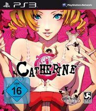 Sony PS3 Playstation 3 Spiel ***** Catherine ****************************NEU*NEW