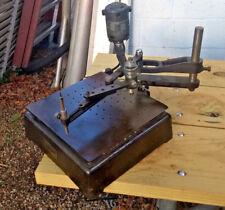 Mico Instrument 252 Ea Kinsey Pantograph Engraving Machine