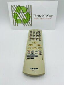 Toshiba SE-R0109 DVD/VCR Combo Remote Control SD-V291U, SD-V291