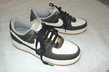 """RARE Nike Air Force 1 Low """"Black Denim"""" UK 7 EUR 41"""