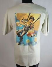 Bacardi Rum Beer CERVEZA  HATUEY T Shirt Mens Size XL Rare Pin Up Girl Tee