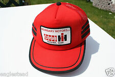 Ball Cap Hat - Case IH - Boundary Motors - Estevan Saskatchewan Farm (H962)