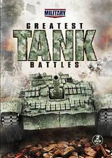 NEW Greatest Tank Battles DVD 2011 2-Disc Set Military Rare OOP War Documentary
