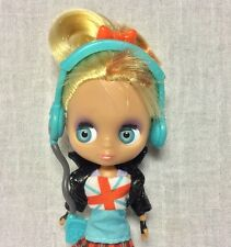 Littlest Pet Shop LPS Blythe B13 #13 Sightseeing Cute Doll Blonde Hair G2