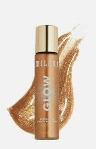 Milani Glow Luminizing Liquid Bronzer ~ 01 Bronze Glow