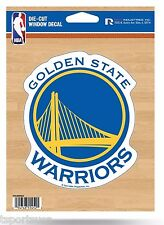 Golden State Warriors Sticker Decal Shape Die Cut Decal Car Auto Sticker VDCM