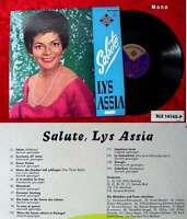 LP Lys Assia: Salute (Telefunken BLE 14 140 P) D