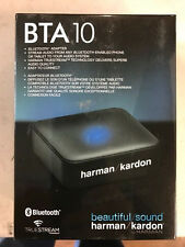 Harman Kardon BTA-10 External Bluetooth Adapter NEW